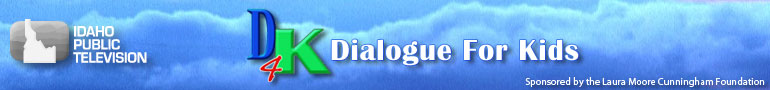 D4K Dialogue for Kids Banner